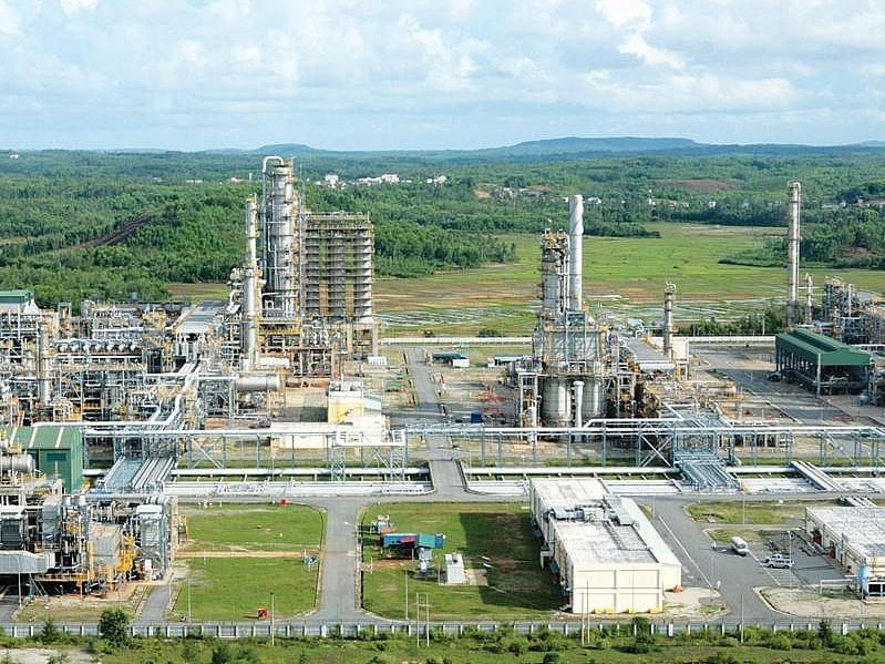 Dung Quat Oil Refinery Factory