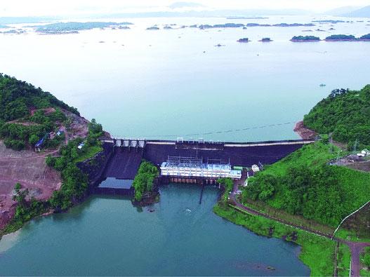 Laos Nam Ngum II – Hydropower