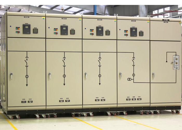 Medium Voltage Metal Clad Switchgears