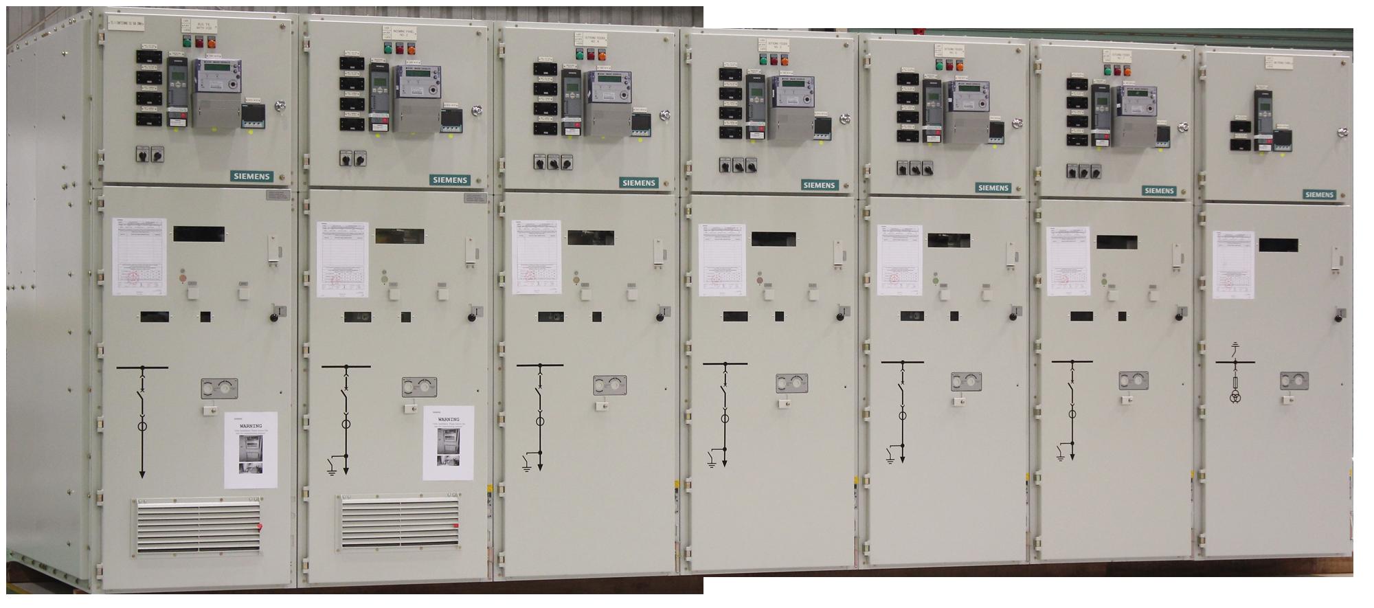 Medium Voltage Switchboards type Simosec