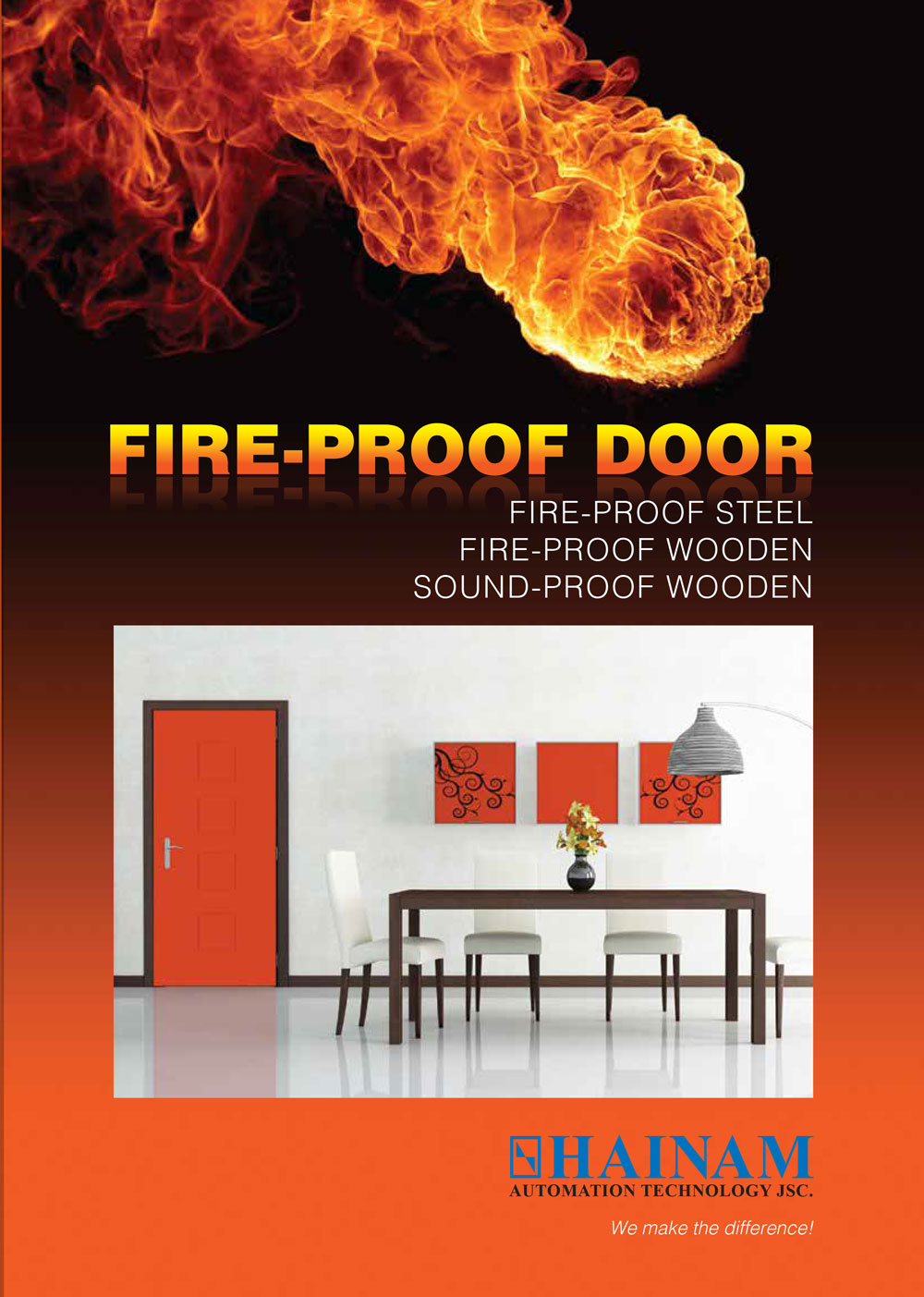 Hai Nam Fireproof Door
